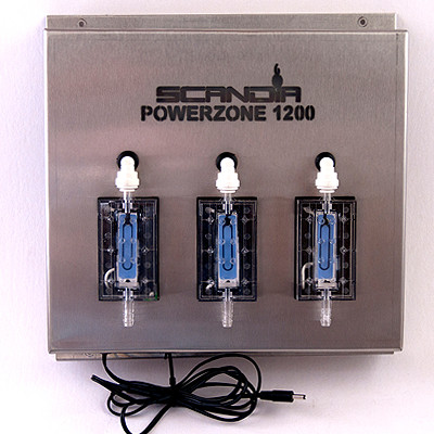 Steam Room Accessory: Power Zone