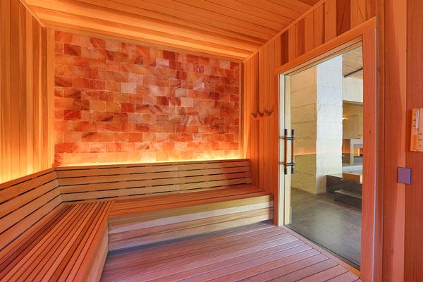 commercial himalayan salt sauna la cantera resort