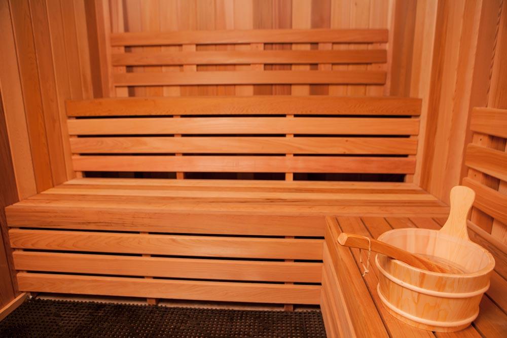 Pre-Cut Custom Saunas Commercial Saunas