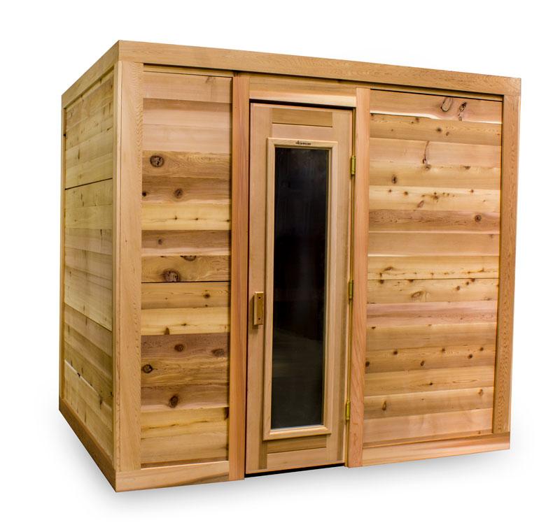 Am-Finn Modular Sauna Commercial Sauna construction