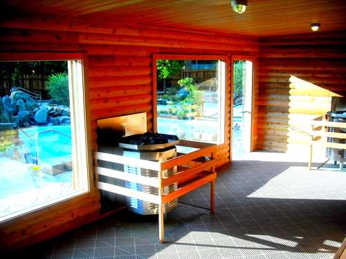 sauna installation and steam room architecture plans