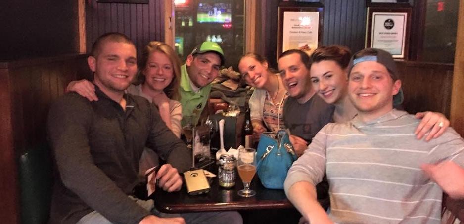 7:00 pm @  Brickwall Tavern  Burlington, NJ  7:00 pm @  Buckalew's  Beach Haven, NJ   8:00 pm @  Brickwall Tavern  Philadelphia, PA  8:00 pm @  Pilsener Haus  Hoboken, NJ  9:00 pm @  Chickie's and Pete's  Bordentown, NJ