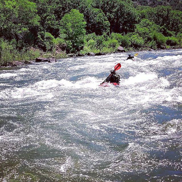 Safety kayakers never get photo love!! Day 35!! #yestoadventure #supyes #shaboomee #100daysonaSUP