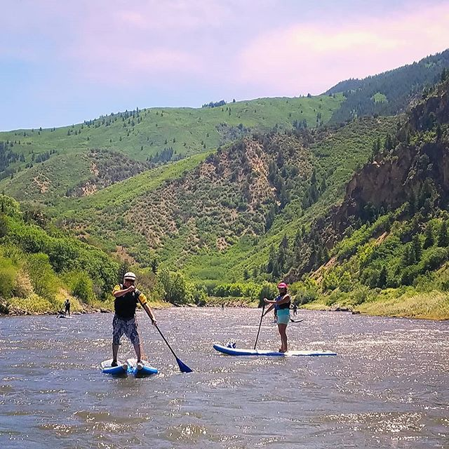 @freshiedoug on the SSAC on day 38!! #yestoadventure #supyes #shaboomee #100daysonaSUP