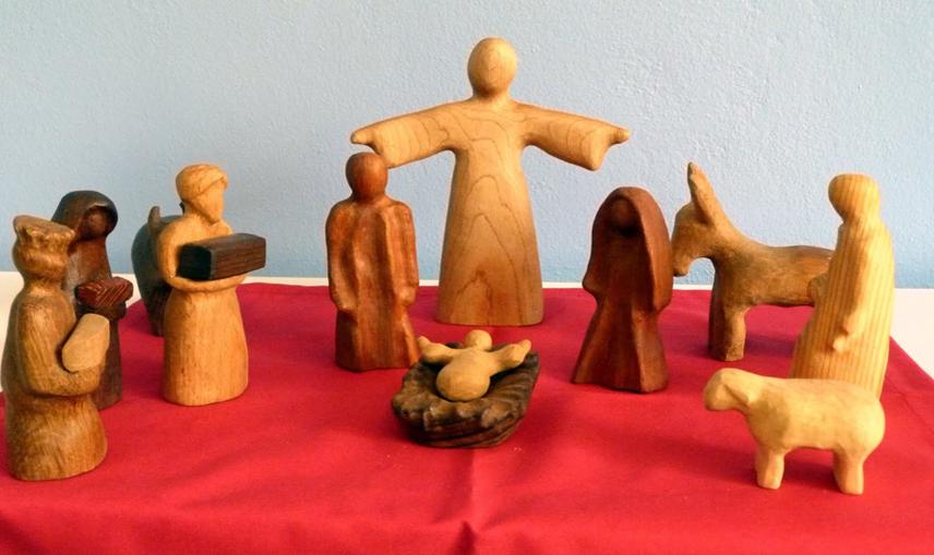 Godly Play Holy Family