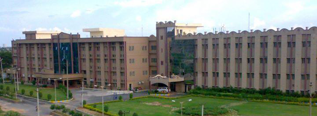 Mediciti Institute of Medical Sciences sits on 200 acres in Hyderabad, India