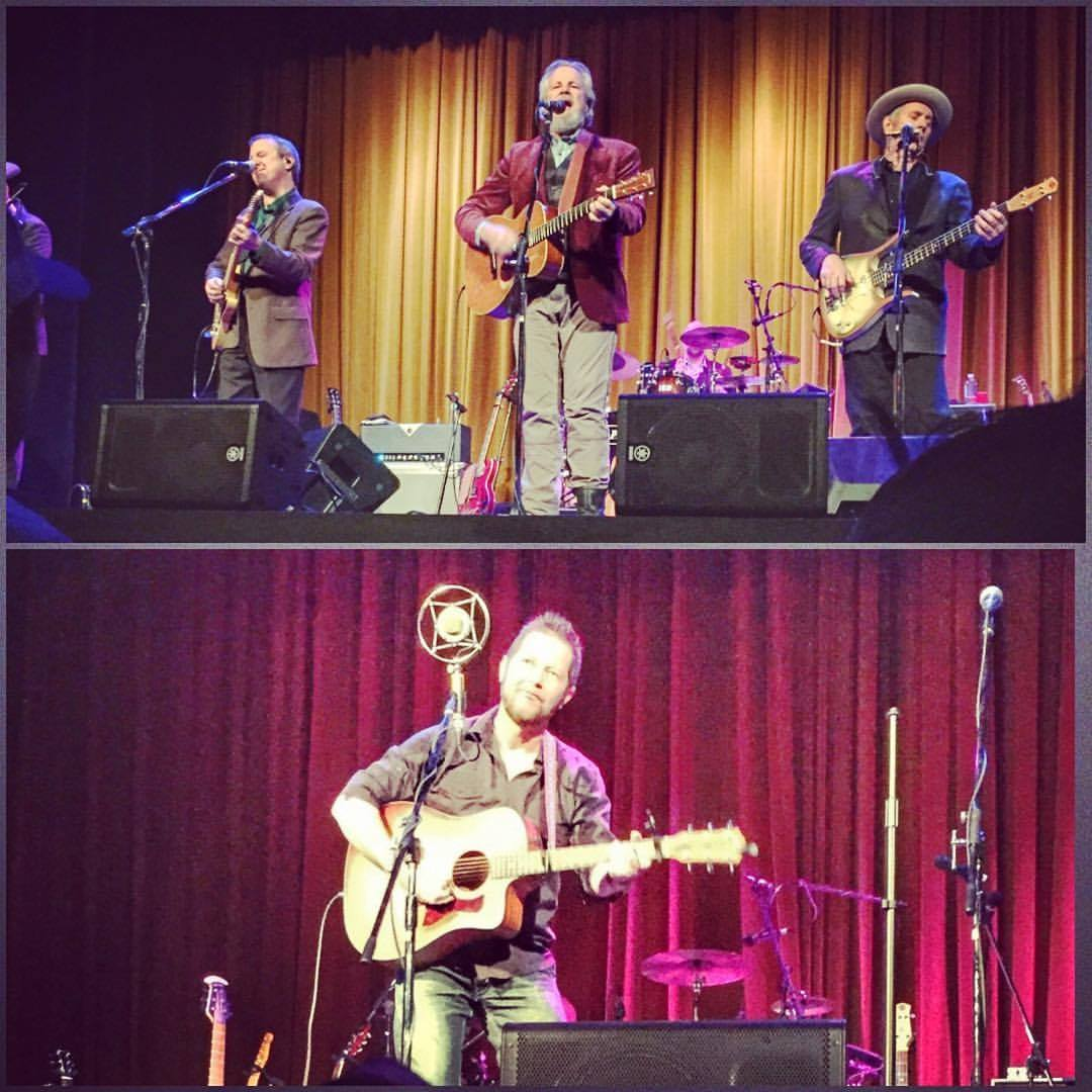 Opening for Robert Earl Keen at the Ellen in Bozeman (January 2017)
