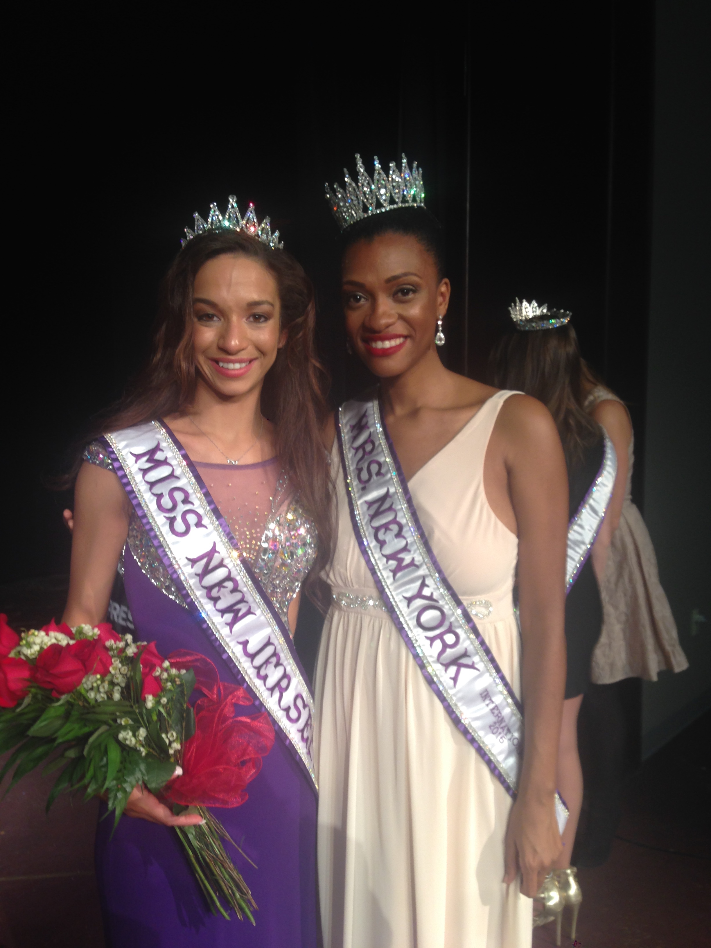New crowned Miss New Jersey Abbey O'Connor