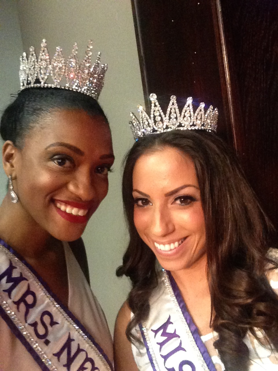 Me and my Miss New York