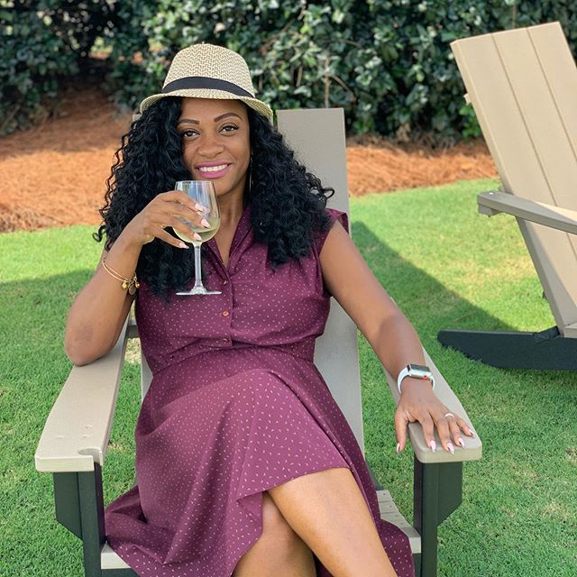 On our only day to hang out in GA @daphnezephir and I went to visit @chateau_elan winery. Visiting vineyards is one my fave things to do with my friends, especially @daphnezephir and this one did not disappoint. Looking forward to visiting many more wineries here in the states and abroad. #chateauelanwinery #chateauelan #georgia #wine #girlfriend #weekendgetaway #brooklyngirls #nyc