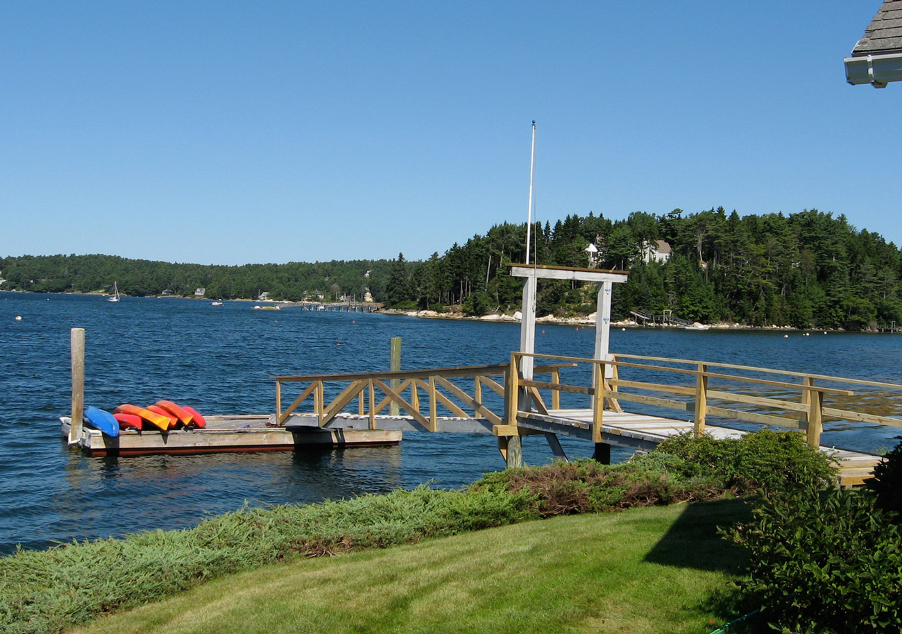 Carol Buxton Real Estate Boothbay Harbor Maine
