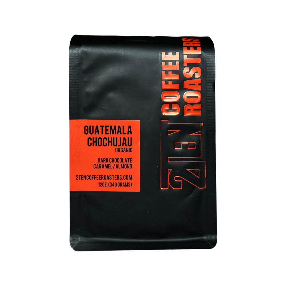 Guatemala Chochujau   Single Origin — 2Ten Coffee Roasters   El Paso Specialty Coffee Roasters ...