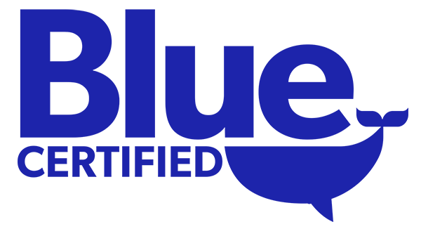 We certified under Blue in September 2016