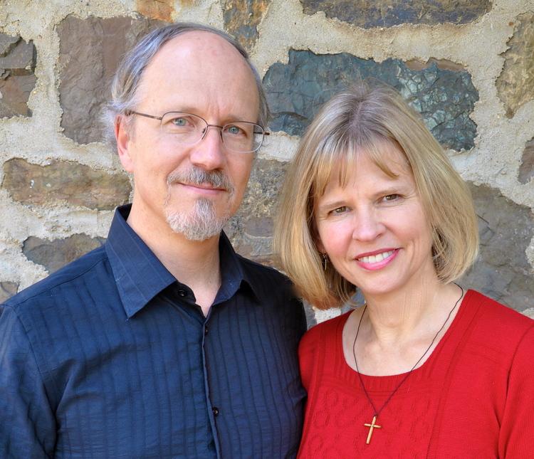 Ann and Bruce Borquist    Brazil