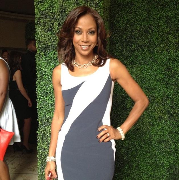 Holly Robinson Peete!