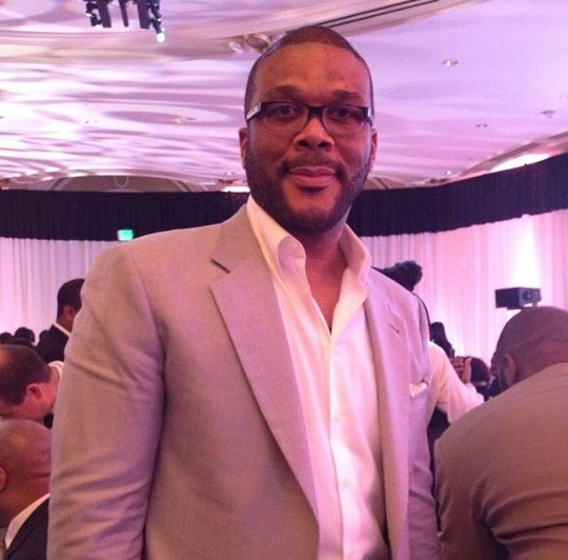 Tyler Perry!