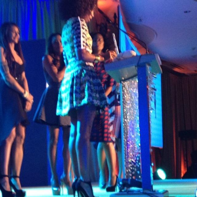 Mara Brock Akil honored!