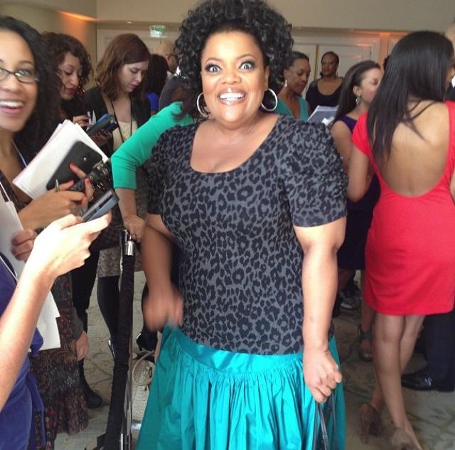 Yvette Nicole Brown!