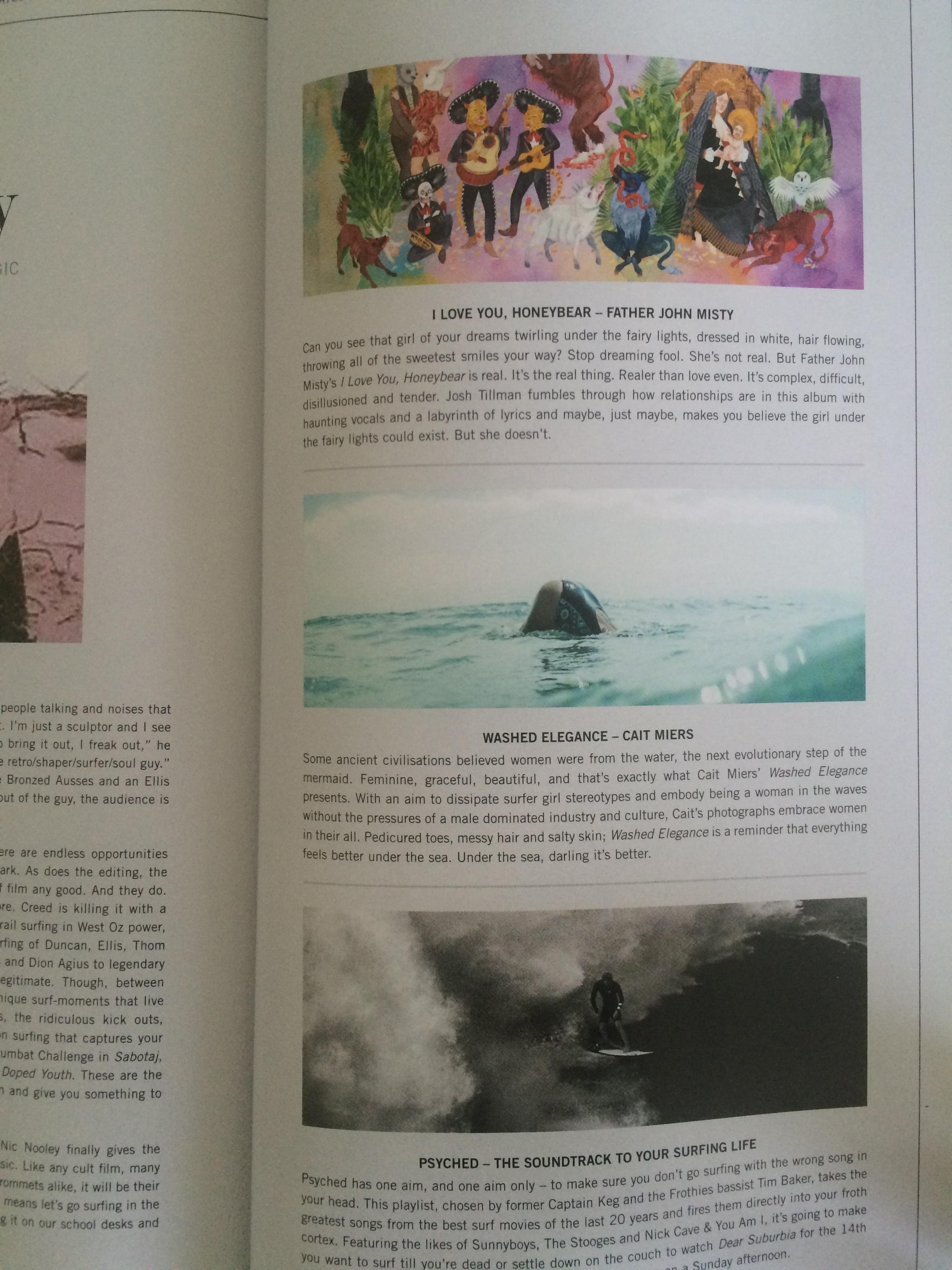 Surfing World Magazine, Issue #361, May 2015