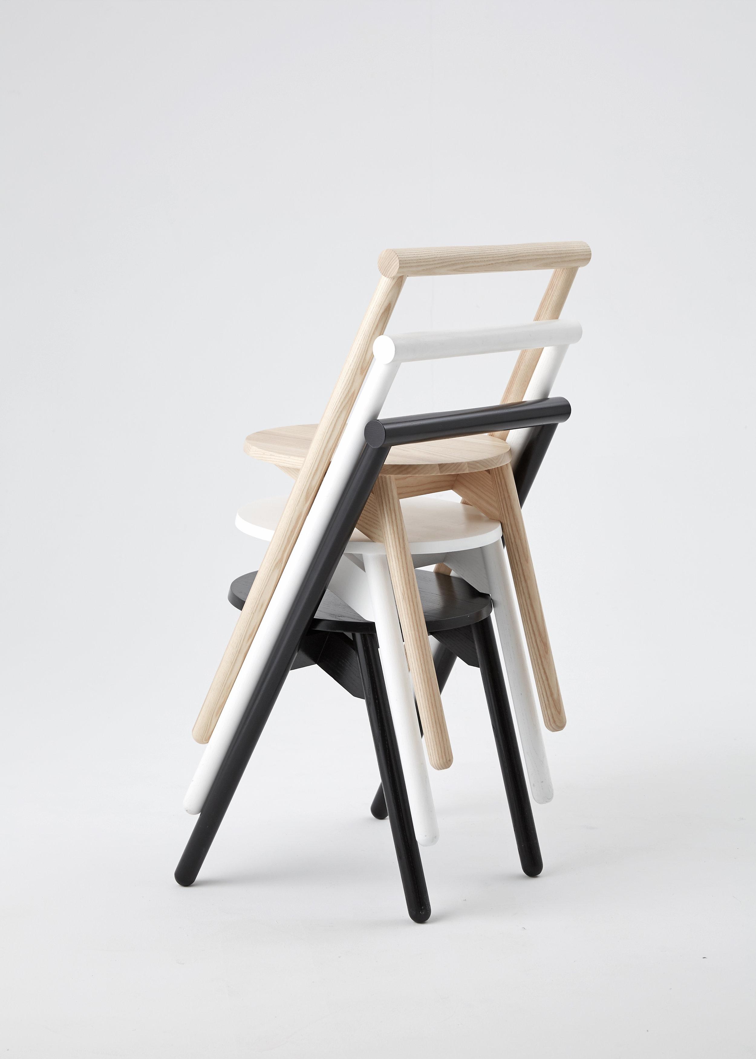 Chaises BISTRO de Dikini