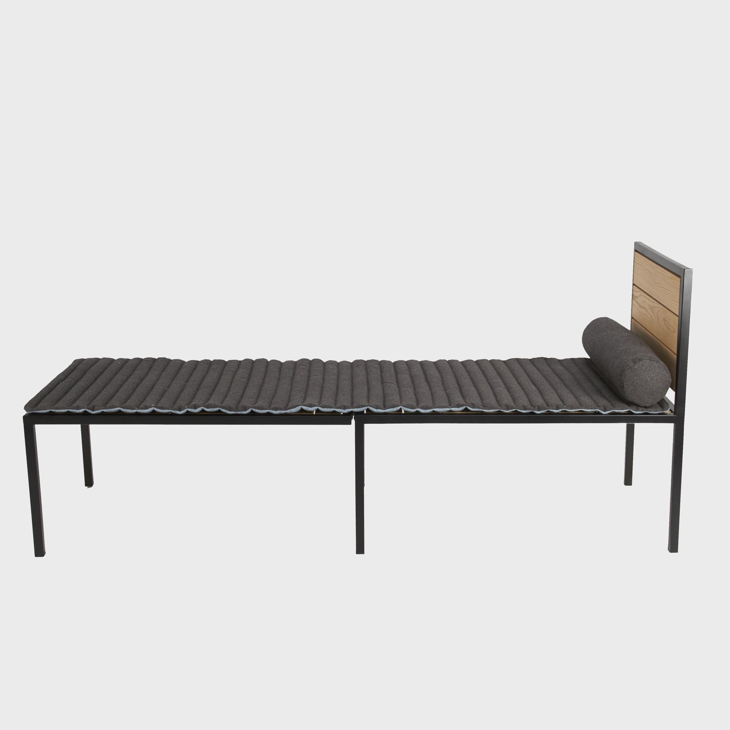 Lit Exterieur Design fauteuil barrack — coop etabli
