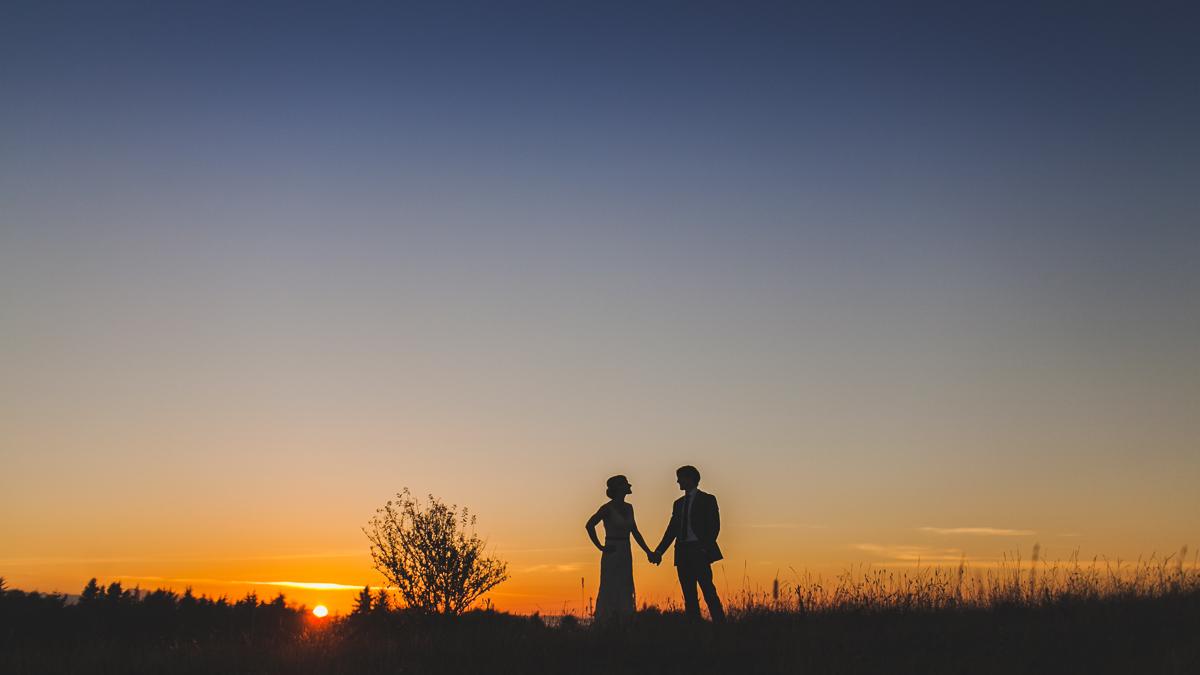 Caroline & Tim // Married on Whibey Island, WA