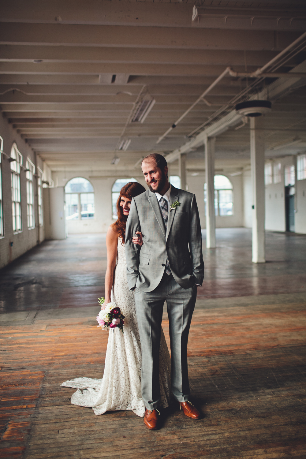 Braden + Rachel // See their wedding featured on f eatured on   Style Me Pretty .