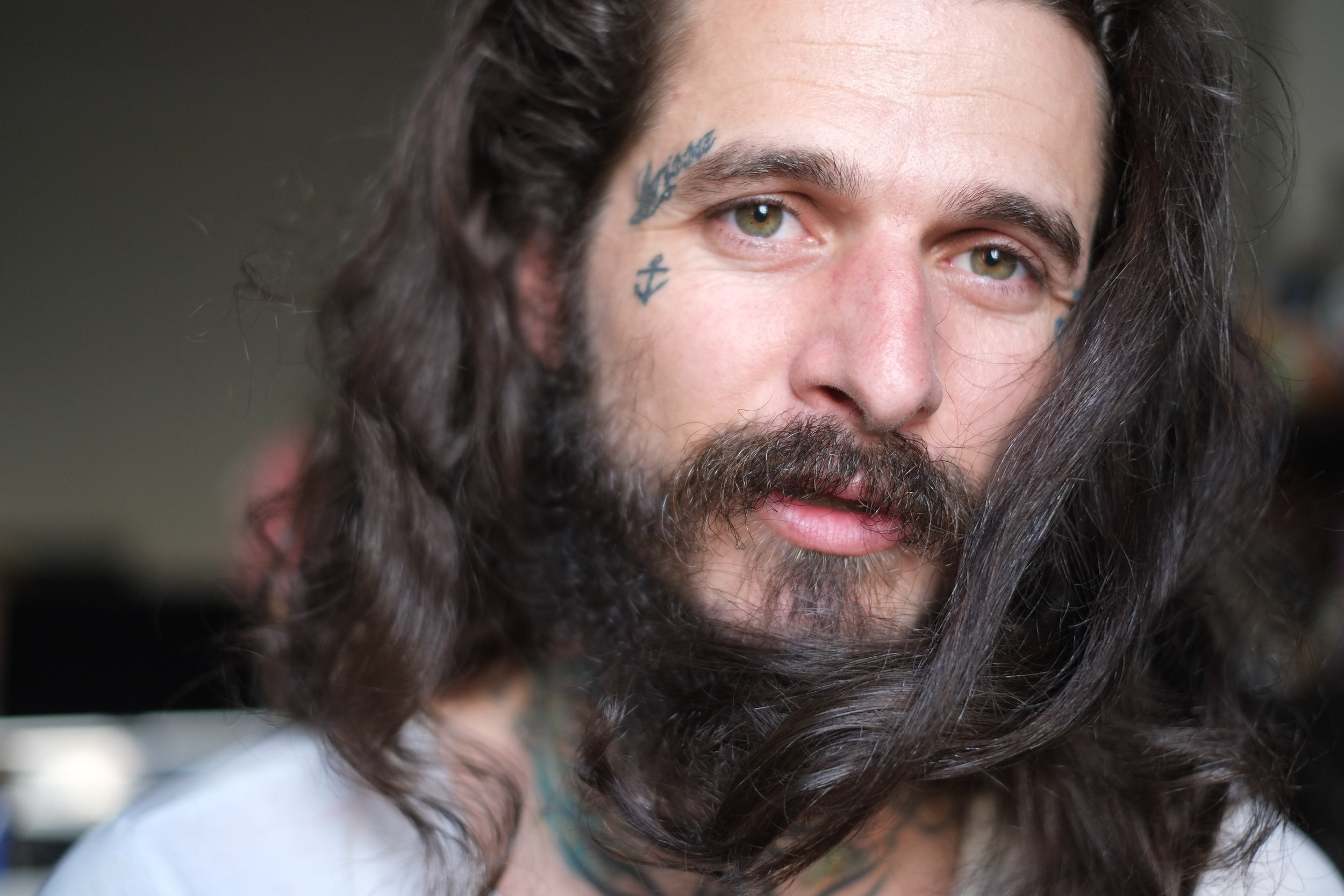 Zandor Burai viii: Artiste/humanoid