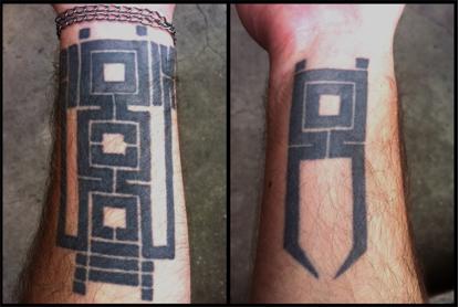 Tattooed by Caleb at Voodoo Ink