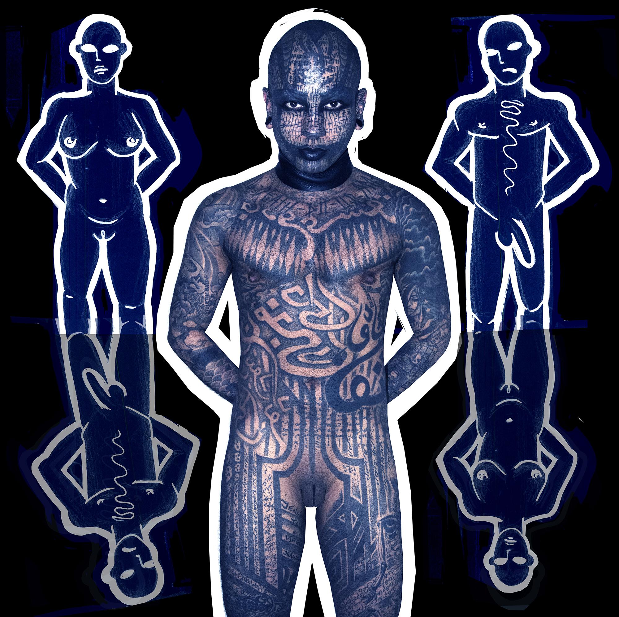 Touka Voodoo, Hybrid Human