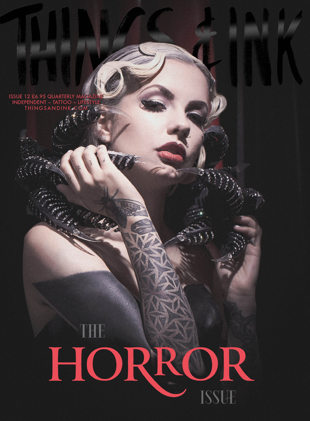 Things&Ink Horror issue