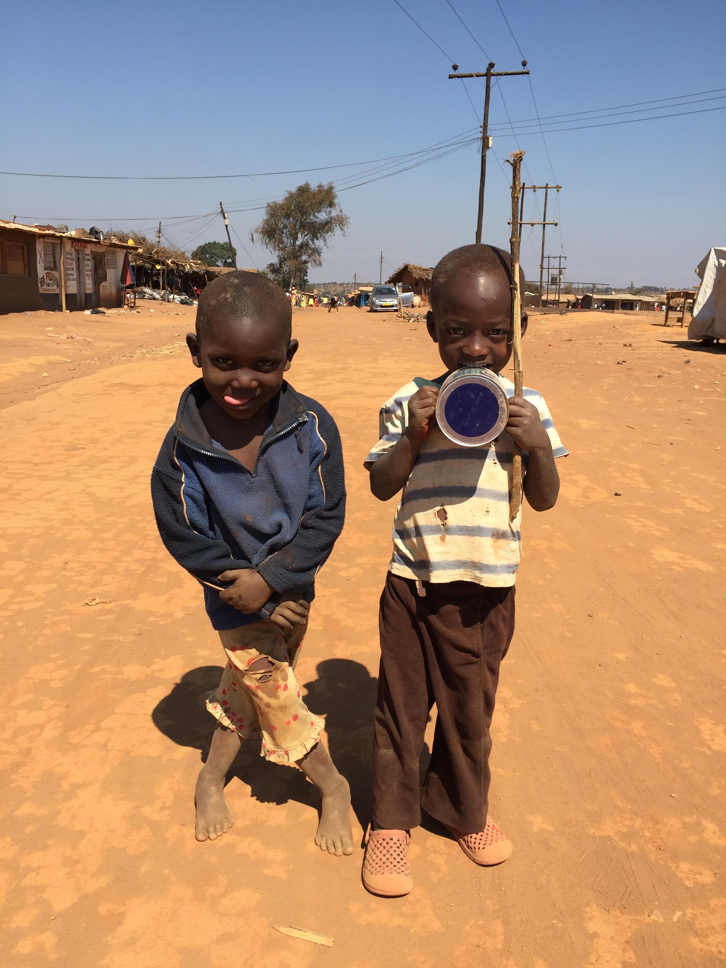 Dzaleka Refugee Camp