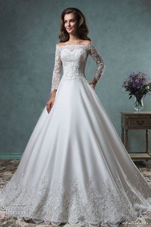 Amelia Sposa 2016 Collection    Beautiful gowns from the designer Amelia Sposa.