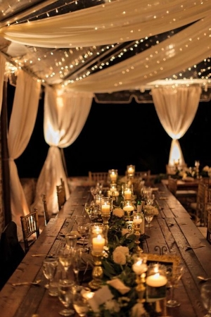 30 Creative Ways to Light your Wedding Day.    Some lighting ideas to inspire your creativity.