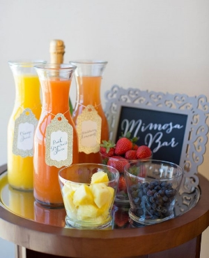 7 Ideas For A Morning After Brunch.    Wonderful ways to say goodbye to your friends and family the day after your wedding.