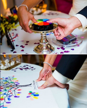 Impossibly Fun Wedding Ideas.    Wonderful ideas to make your wedding shine and be as memorable to your guests as it will be for you.