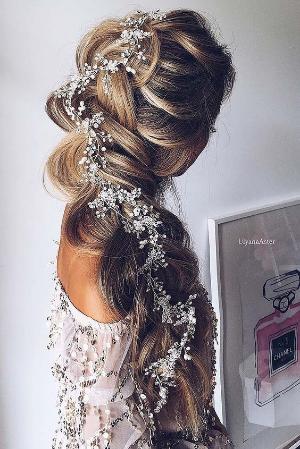 36 Braided Wedding Hair Ideas You Will Love.    Gorgeous braids for the elegant to bohemian bride.