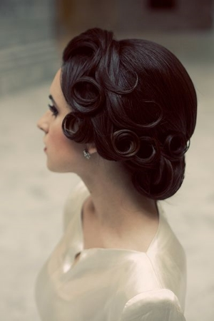 40 Wedding Updos that Look Perfect From Every Angle.    Highlight your face and gown with these gorgeous updos on your wedding day.