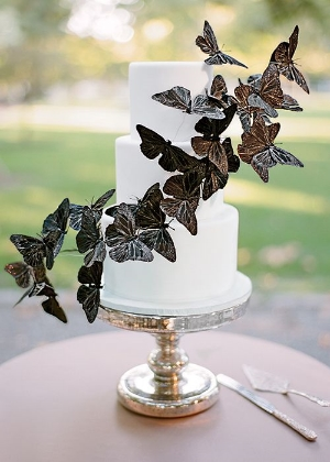 Totally Over The Top Wedding Cakes From Real Weddings.    Wedding Day cakes and sweet treats to wow your guests.
