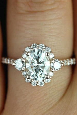 30 Gorgeous Ring ideas to inspire your own ring design.