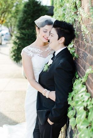 18 Wedding Photos that celebrate same sex marriage.