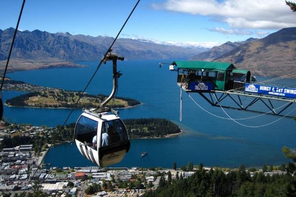 Skyline Rides, Queenstown, New Zealand.