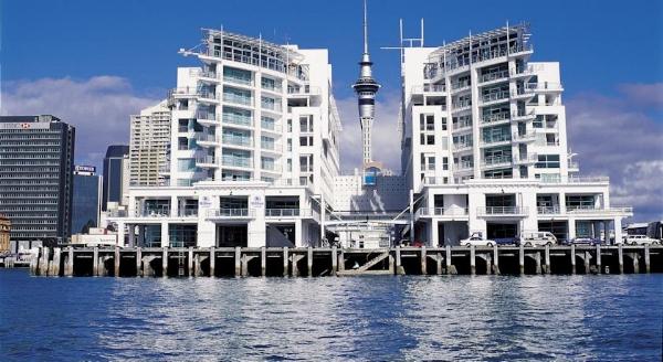 Hilton Auckland New Zealand
