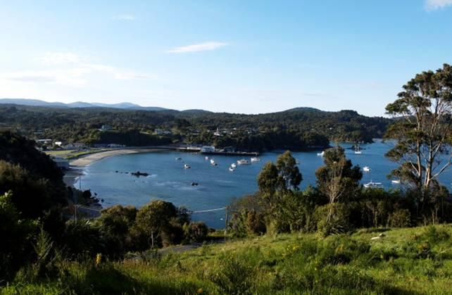 Stewart Island New Zealand