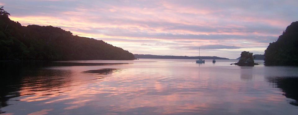 Romantic Stewart Island