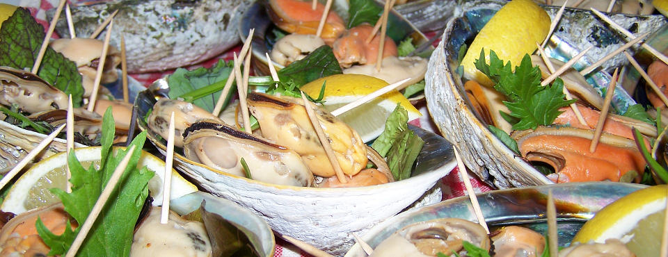 Mussel Dish Local Choices