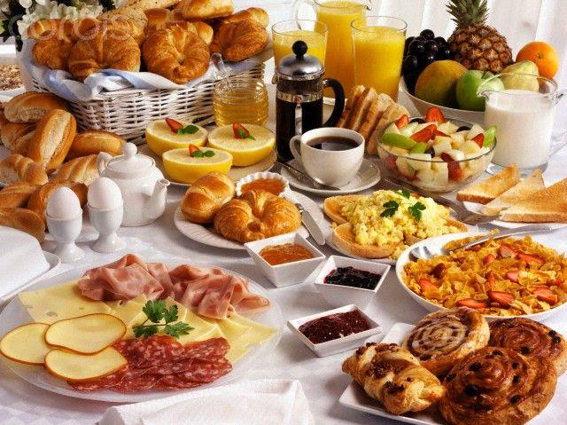 Gourmet Continental Breakfast