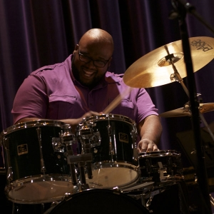 deon hairston -  drums