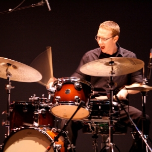 chris smith -  drums