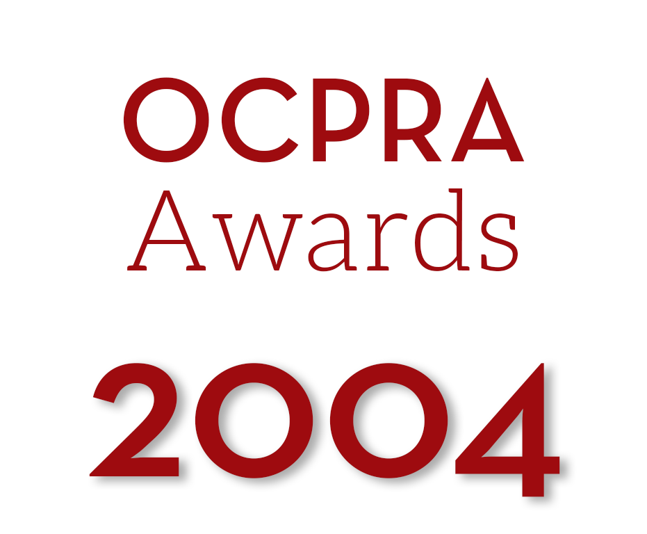 OCPRA Awards Graphic 2004.png
